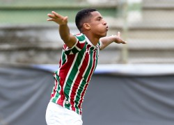 Fluminense se classifica para as semifinais da Copa do Brasil Sub-17