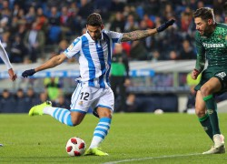 Willian José, atacante do Real Sociedad
