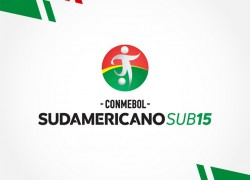 Logo do Sul-Americano Sub-15 2019