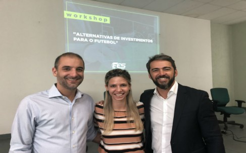 "Workshop ""Alternativas de investimentos para o futebol"""