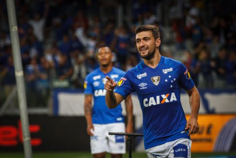 Cruzeiro se classifica para as quartas de final da Copa do Brasil 2018