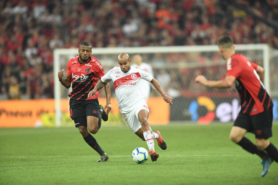 Internacional e Athletico Paranaense na final da Copa do Brasil