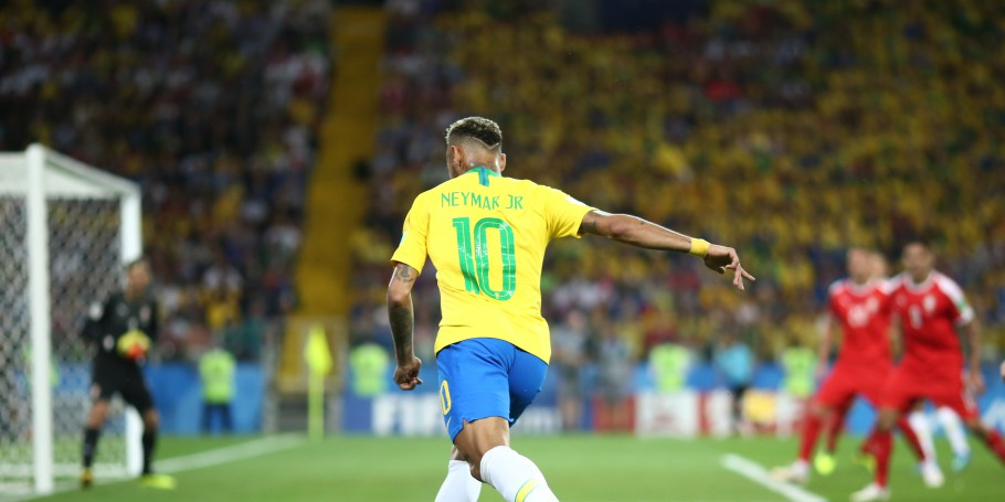 Neymar segue evoluindo