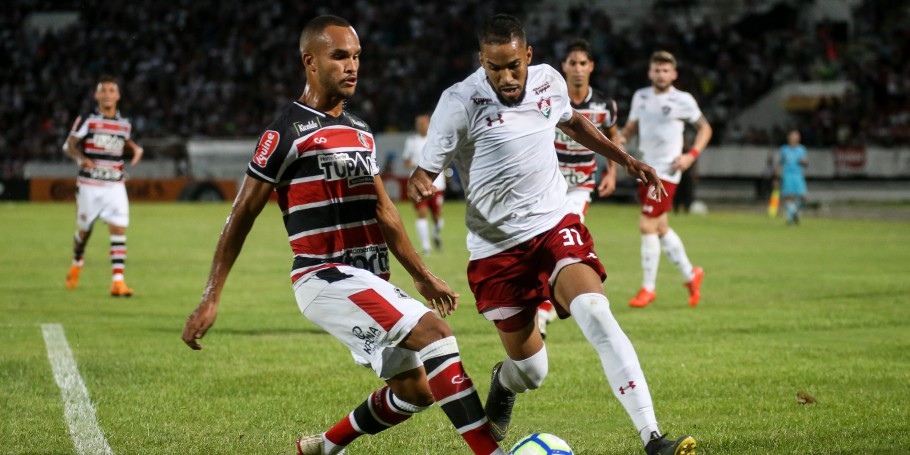 Fluminense confirma vaga para as oitavas de final diante do Santa Cruz