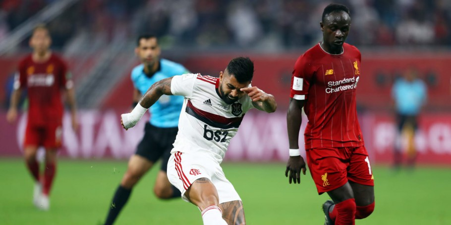 Liverpool x Flamengo - final do Mundial de Clubes 2019