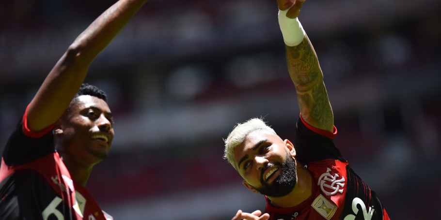 Flamengo e Athletico Paranaense fazem a final da Supercopa do Brasil 2020 no Mané Garrincha