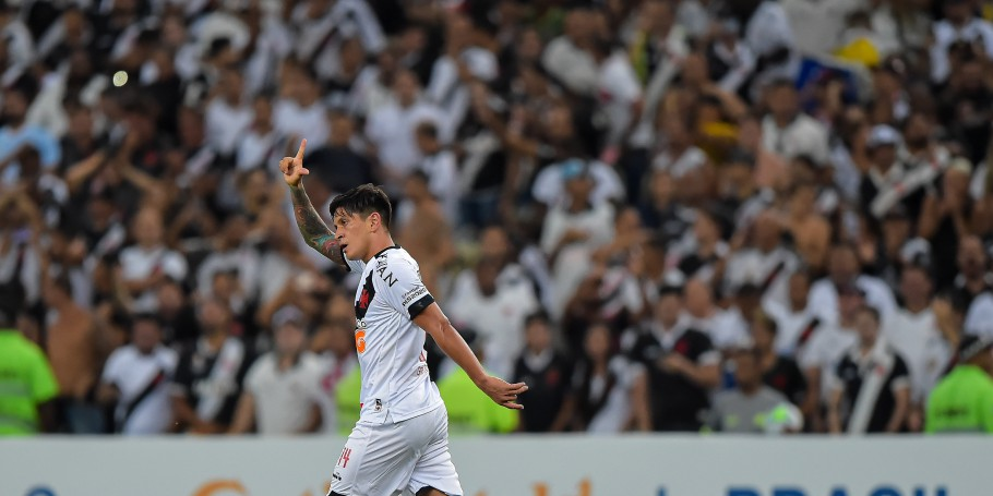 No Maracanã, Vasco e ABC-RN disputaram vaga na terceira fase da Copa do Brasil