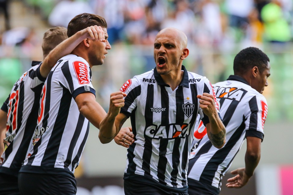 Atlético-MG supera o Flamengo e se aproxima do G-6